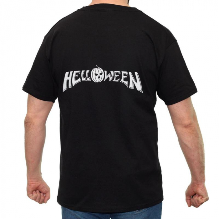 Tricou Helloween - Walls Of Jericho - Fruit Of The Loom [1]