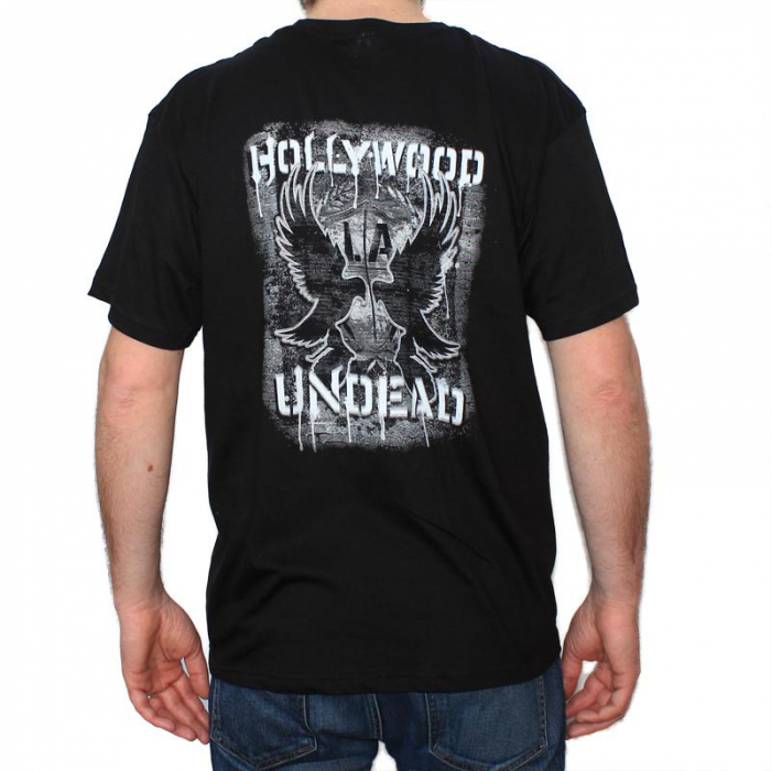 Tricou Hollywood Undead - Angel - 145 grame 1