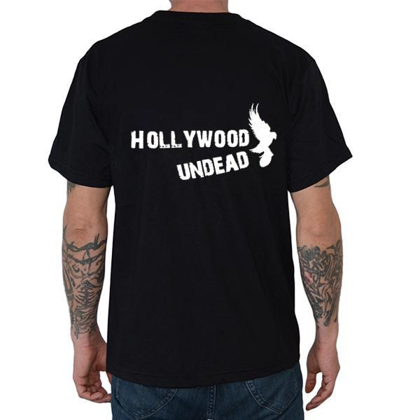 Tricou Hollywood Undead - L.A. 180 grame [1]