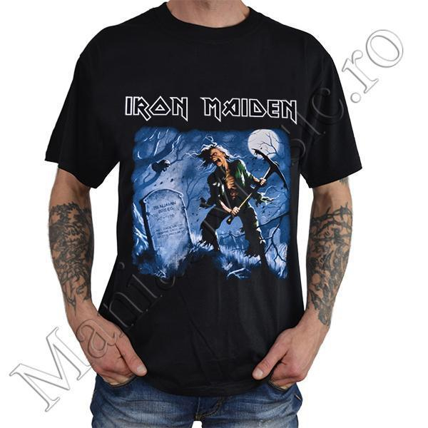 Tricou Iron Maiden - Benjamin - 180 grame 0