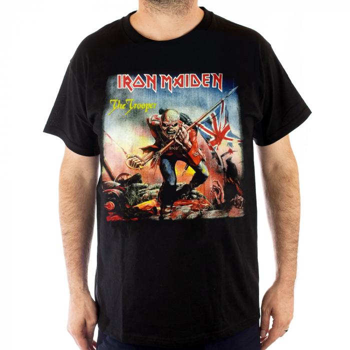 Tricou Iron Maiden - British Storm Trooper 2 [0]