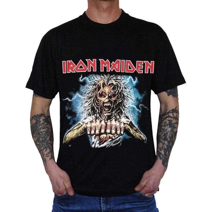 Tricou Iron Maiden - Eddie - 145 grame 0