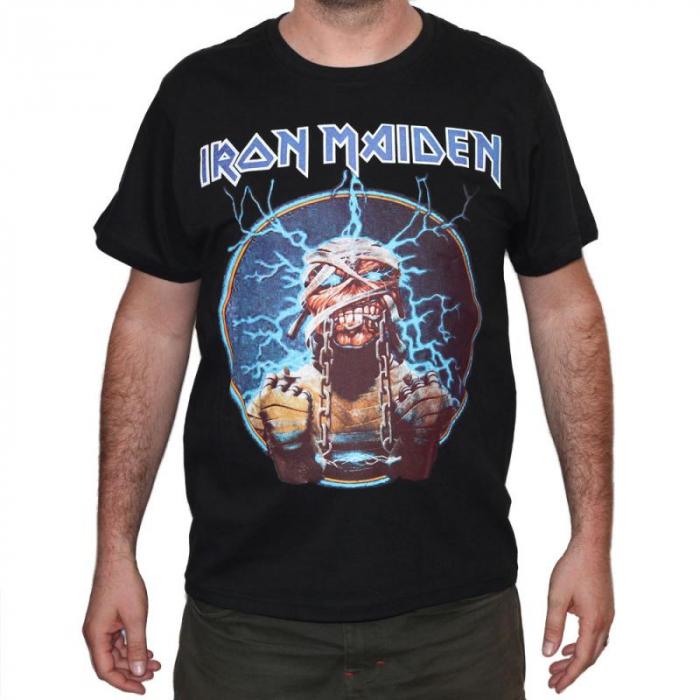 Tricou Iron Maiden - Mummy - 180 grame [0]