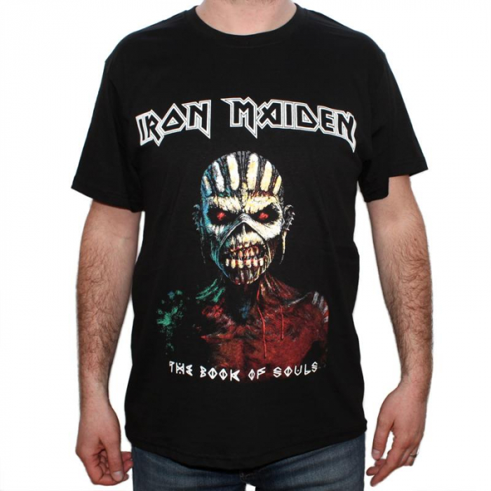 Tricou Iron Maiden - The Book of Souls - 180 grame 0