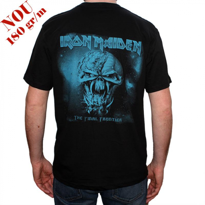 Tricou Iron Maiden - The Final Frontier - 180 grame 1