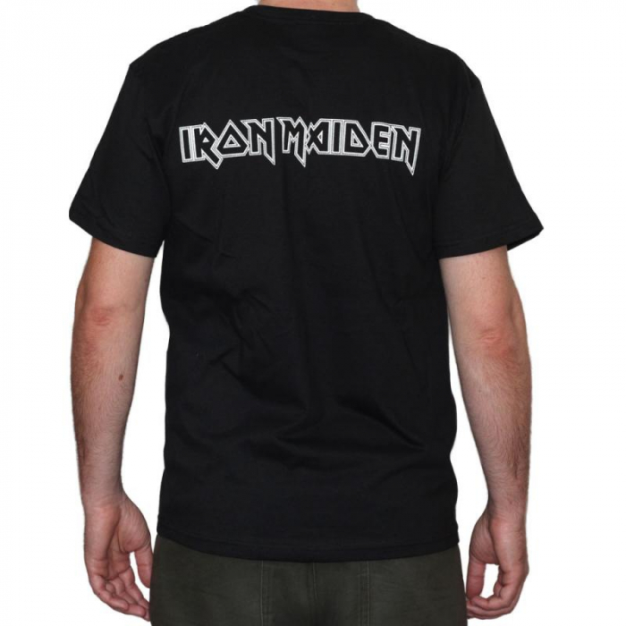 Tricou Iron Maiden - The Number of the Beast - 180 grame [1]
