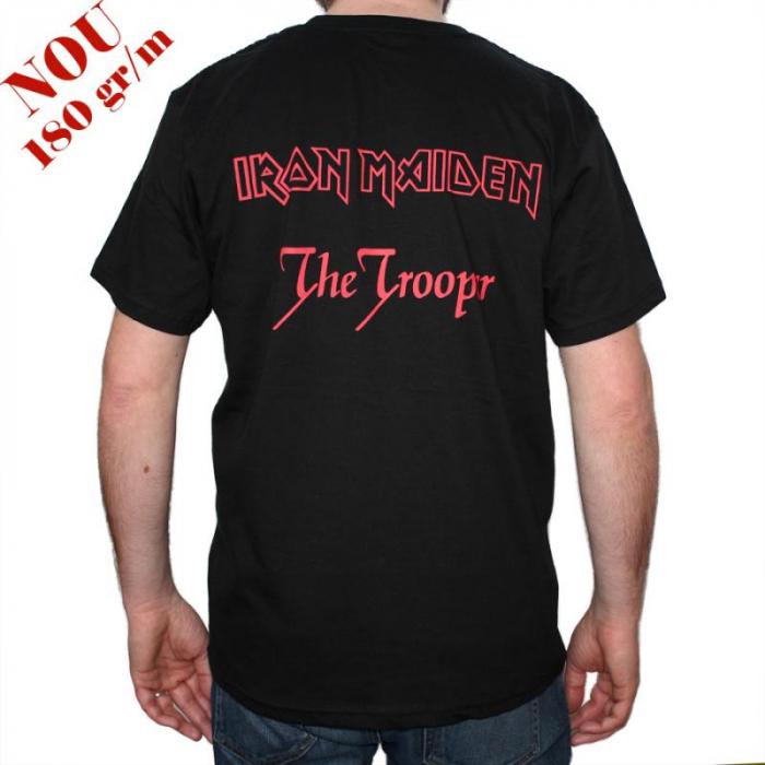 Tricou Iron Maiden - The Trooper - 180 grame 1