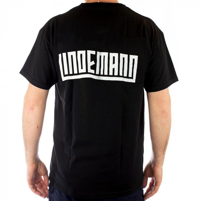 Tricou Rammnstein - Lindemann 180 grame 1