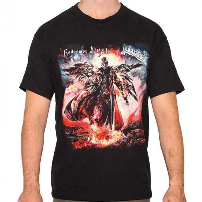 Tricou Judas Priest - Redeemer of Souls - Fruit Of The Loom [0]