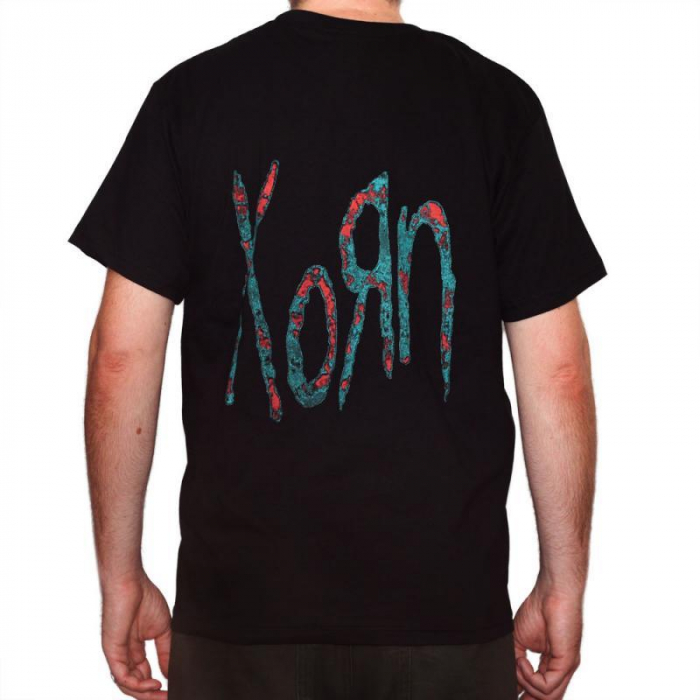 Tricou Korn - DOLL - Fruit Of The Loom [1]