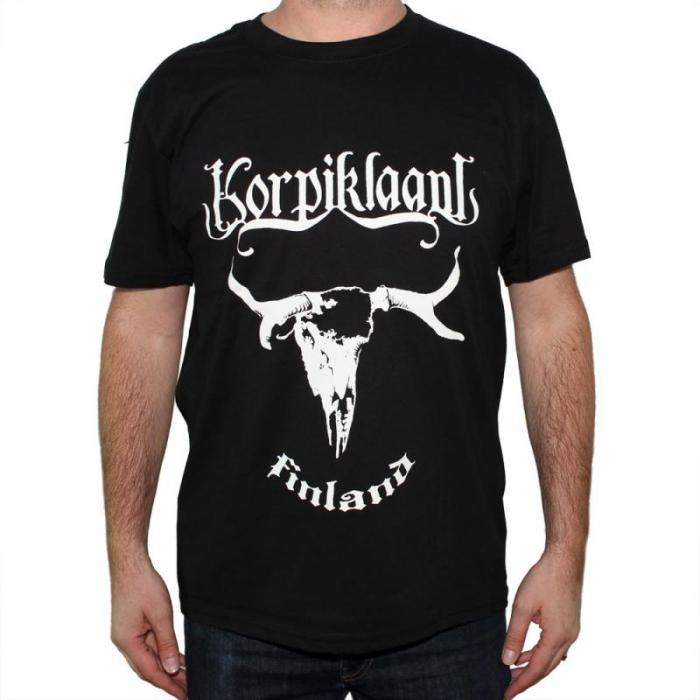 Tricou Korpiklaani - Finland - 180 grame 0