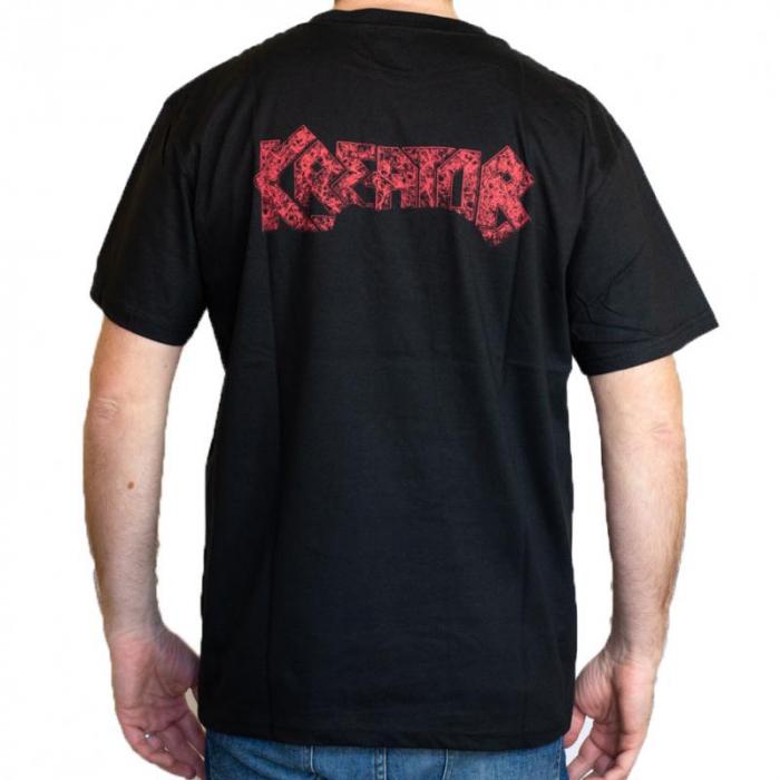 Tricou Kreator - God Of Violence - 180 grame 1