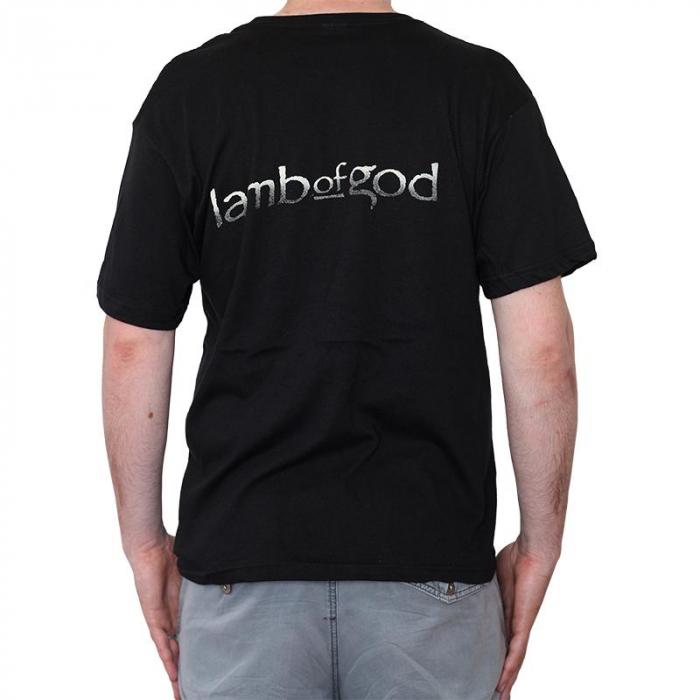 Tricou Lamb of god - 180 grame 1