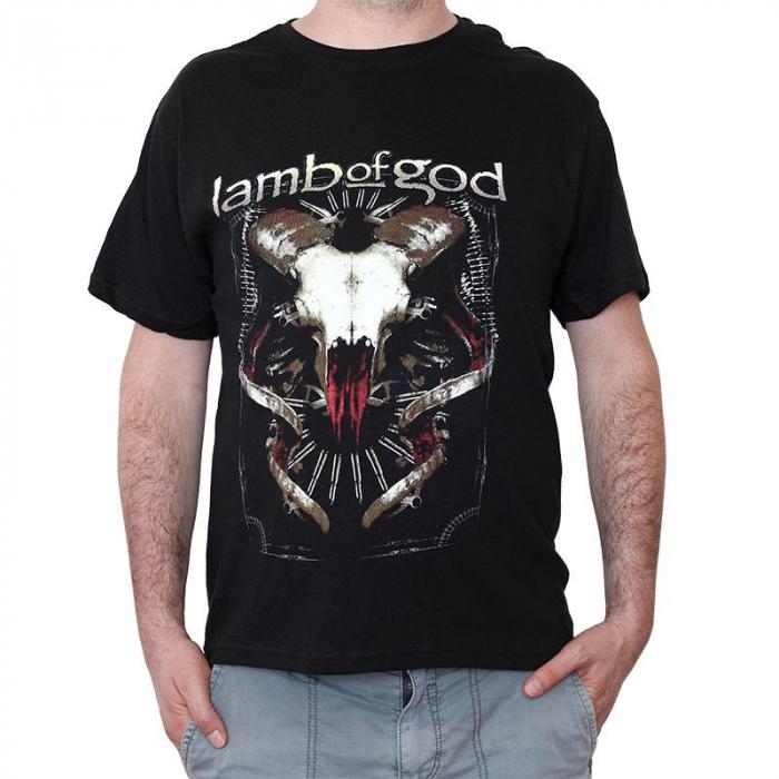 Tricou Lamb of god - 180 grame 0