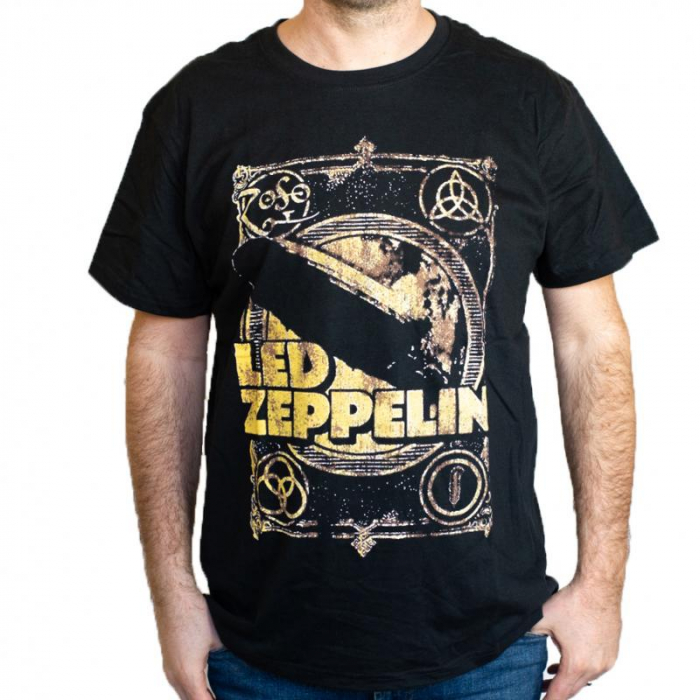 Tricou Led Zeppelin - 180 grame 0