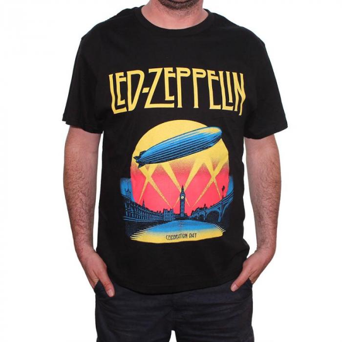 Tricou Led Zeppelin - Celebration Day - 180 grame 0
