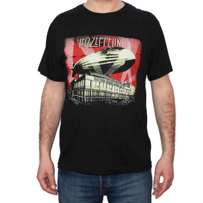 Tricou Led Zeppelin - Madison Square - 145 grame 0