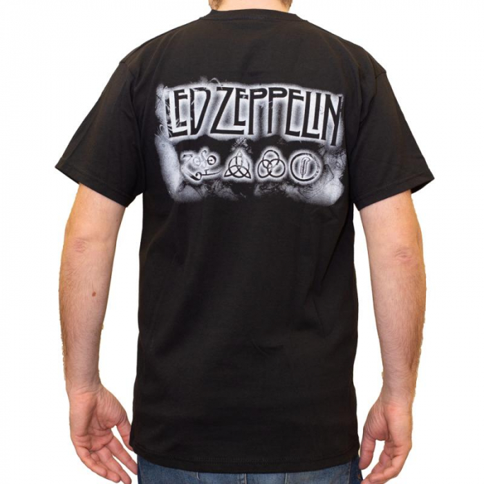 Tricou Led Zeppelin - Madison Square - Fruit Of The Loom [1]