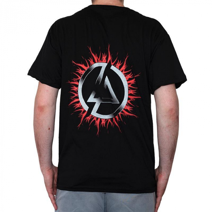 Tricou Linkin Park - Living things - 180 grame 1