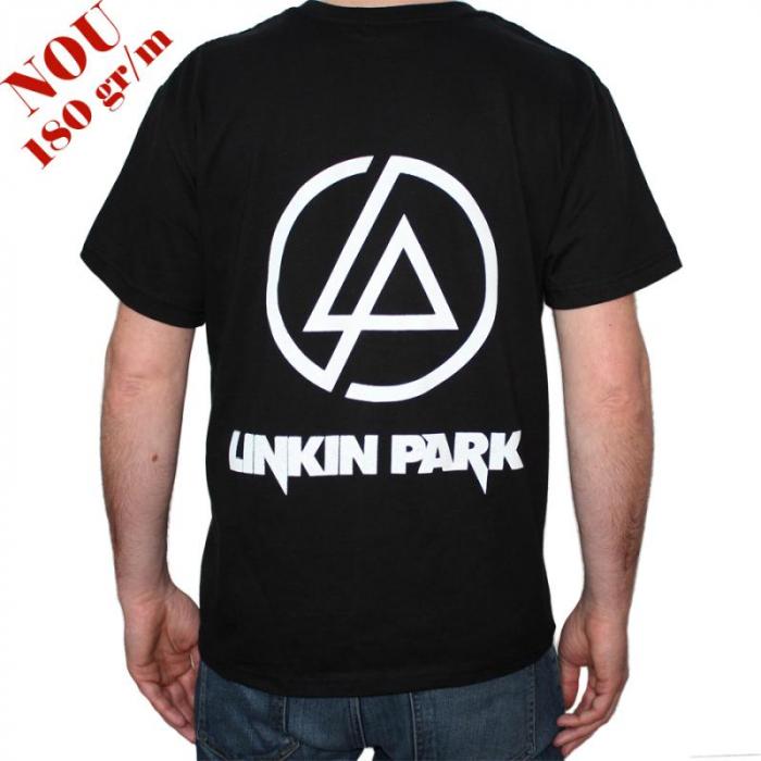 Tricou Linkin Park - Skulls - 180 grame 1