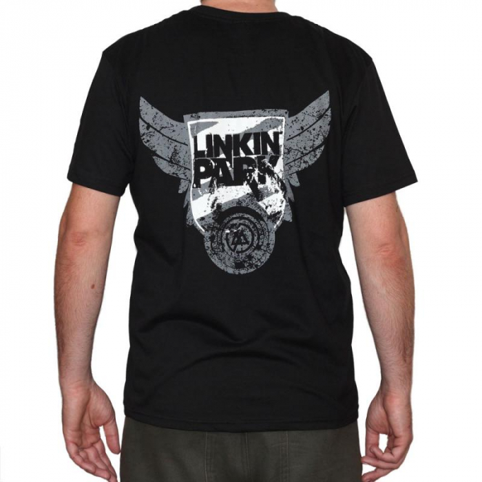 Tricou Linkin Park - Winged - 180 grame 1