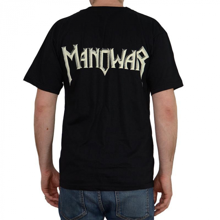 Tricou Manowar - Battle Hymns - 180 grame 1