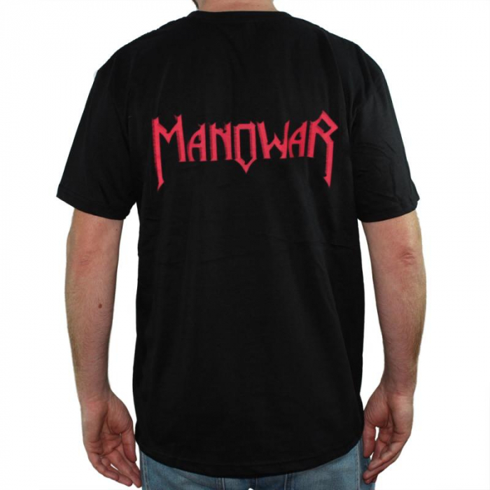 Tricou Manowar - Kings of Metal - 180 grame 1