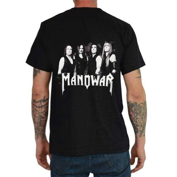 Tricou Manowar - The Lord of Steel 145 grame 1
