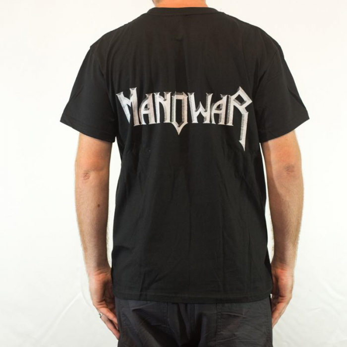 Tricou Manowar - The Lord of Steel 180 grame 1