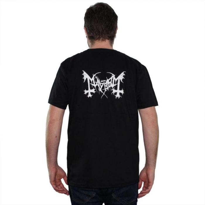 Tricou Mayhem - 180 grame 1