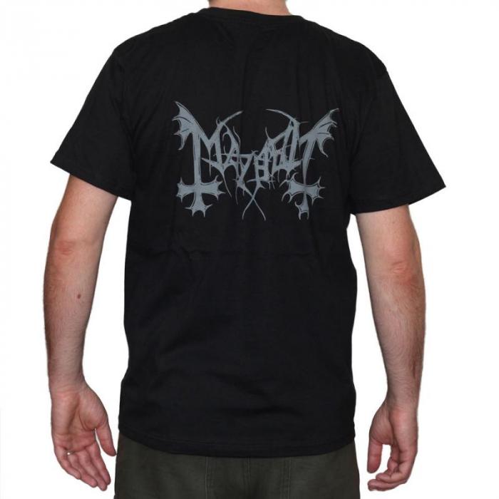 Tricou Mayhem - Psywar - 180 grame 1