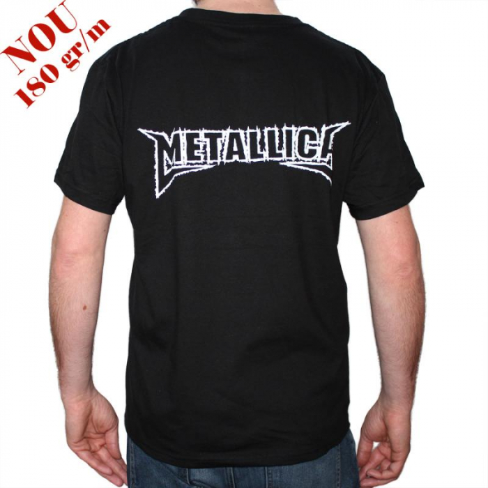 Tricou Metallica And Justice For All - 180 grame 1
