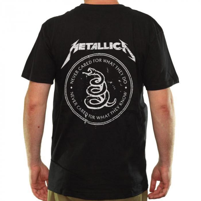Tricou Metallica - Death Reaper - Fruit of the Loom [1]