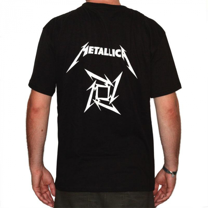 Tricou Metallica - Hardwired... - 180 grame 1