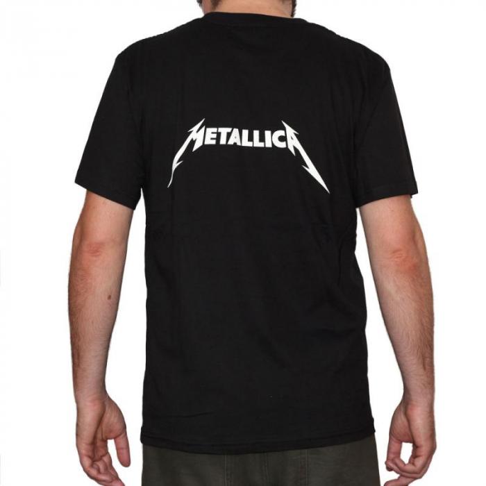 Tricou Metallica - Hourglass - 180 grame 1