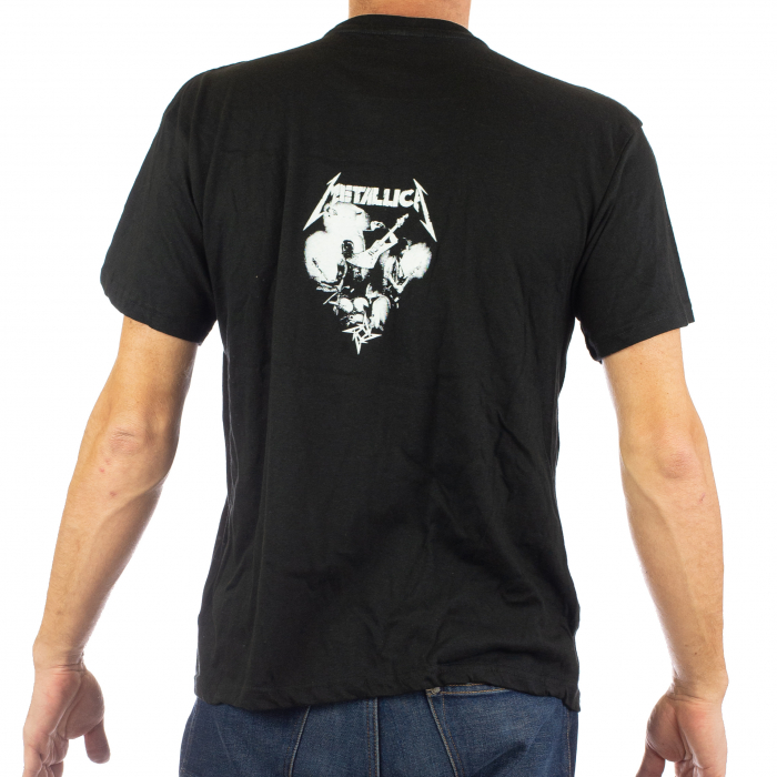Tricou Metallica - Master of Puppets 145 grame 3