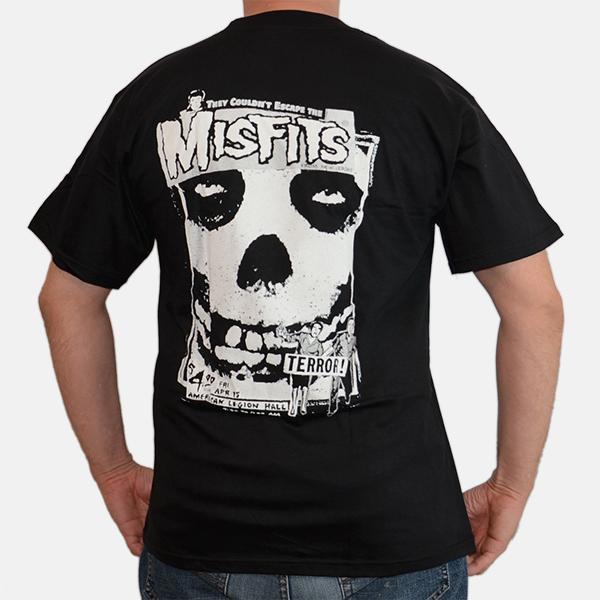 Tricou Misfits - Green - 180 grame 1
