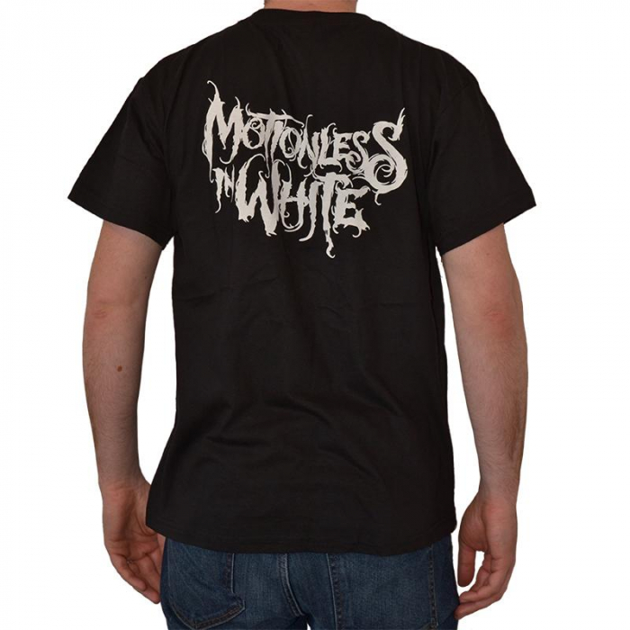 Tricou Motionless In White - Crow - 180 grame 1