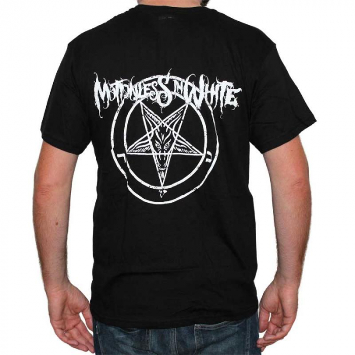 Tricou Motionless In White - Finger - 180 grame 1