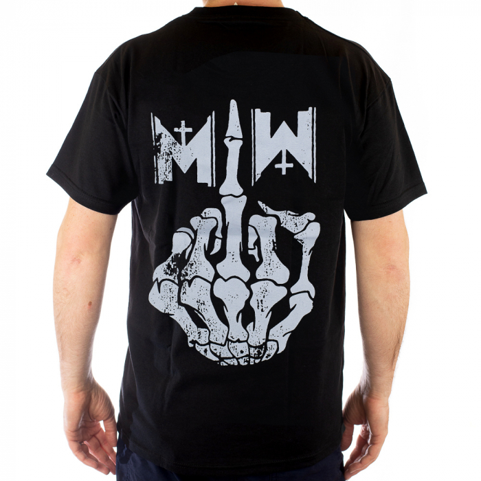 Tricou Motionless In White - Finger marime - 180 grame 1