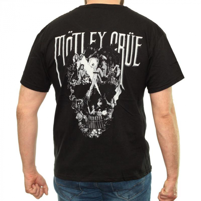 Tricou Motley Crue - The End - 145 grame 1