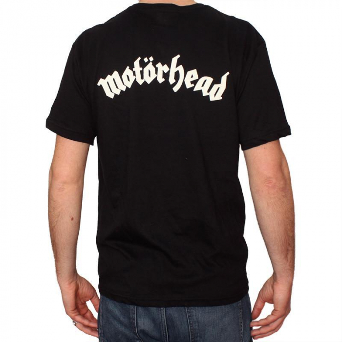Tricou Motorhead - BASTARDS - 145 grame 1