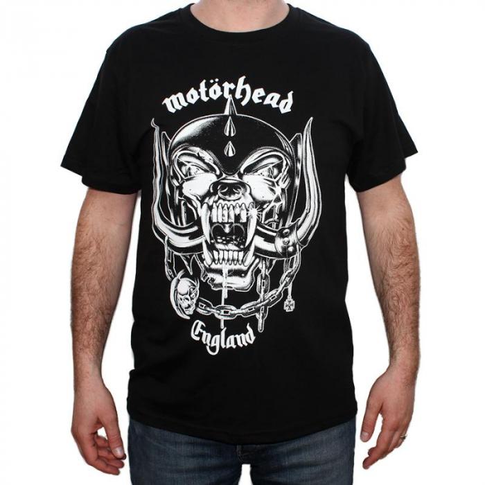 Tricou Motorhead - England - 180 grame 0