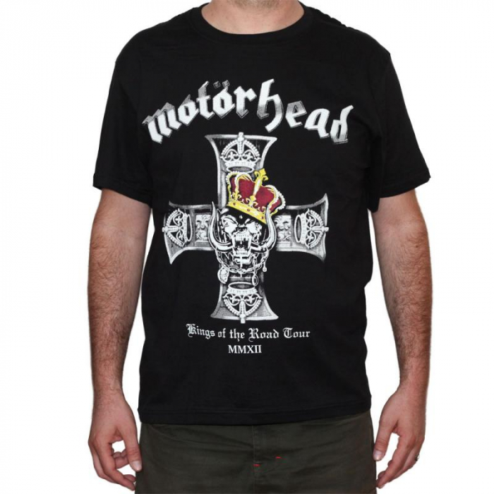 Tricou Motorhead - King Of The Road - 180 grame 0