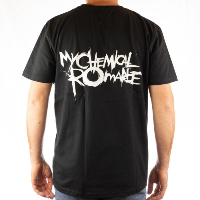 Tricou My Chemical Romance - The Black Parade marime - 180 grame 1