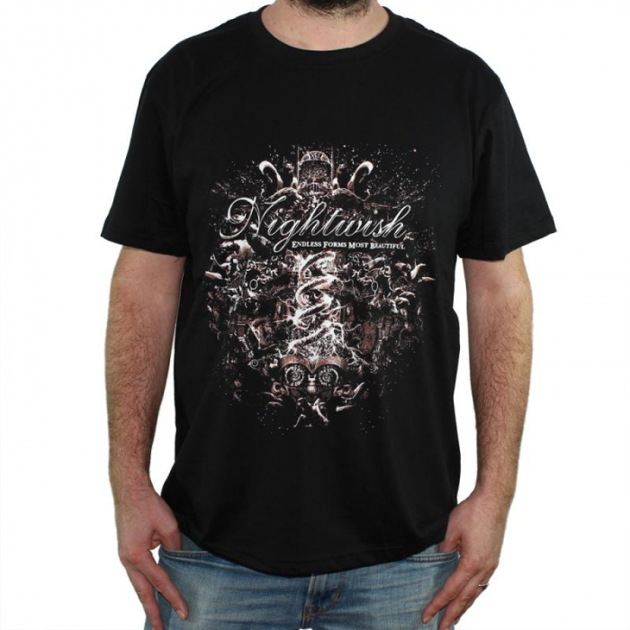 Tricou Nightwish - Endless ... - 180 grame 0