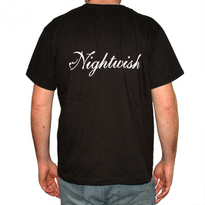 Tricou Nightwish - Ship - 180 grame 1
