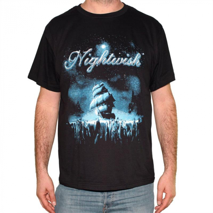 Tricou Nightwish - Ship - 180 grame 0