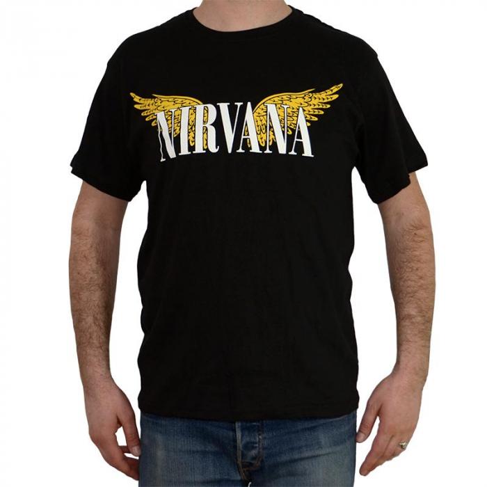Tricou NIRVANA Wings - 180 grame 0