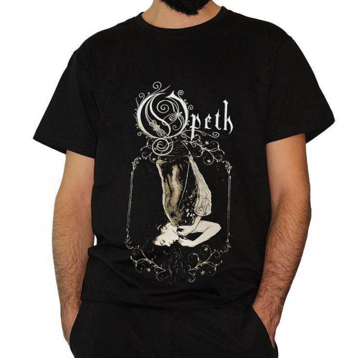 Tricou Opeth - Chrysalis - 180 grame 0